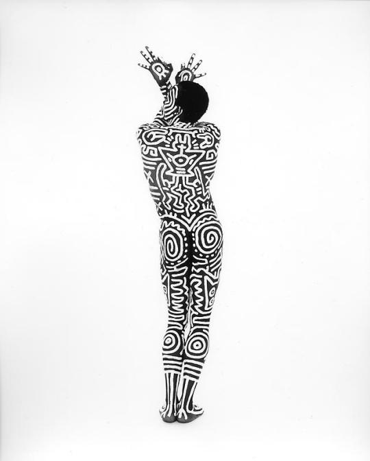 Keith Haring Bill T. Jones  003