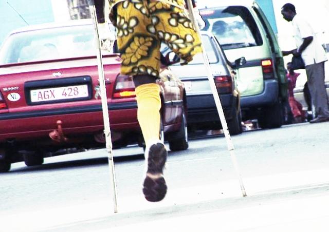 1 Amputee Sierra Leone